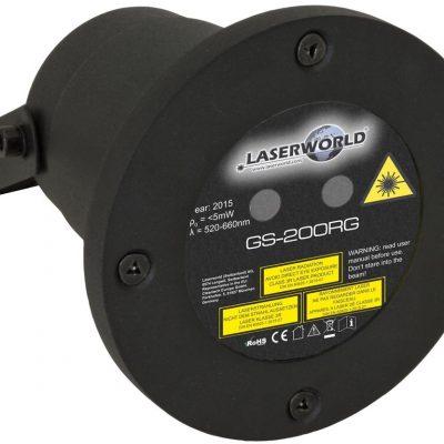 Laserworld GS-200RG - laser