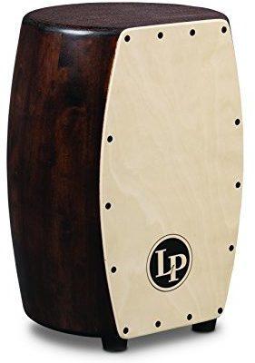 Latin Percussion 45 cm x 30 cm x 30 cm Matador Stave Quinto Cajon - mahoń LP819045