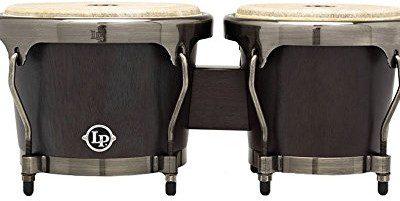 Latin Percussion LP810664 Highline Bongo - satyna/czarny/nikiel LP810664