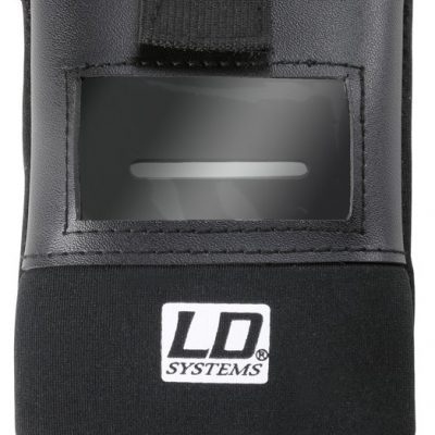 LD Systems BP POCKET 2 - Bodypack Transmitter Pouch with Transparent Window