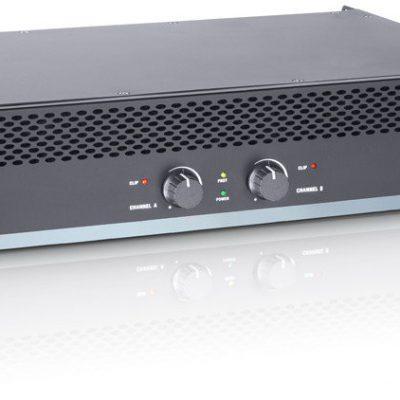 LD Systems DJ500 - końcówka mocy