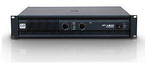 LD Systems Końcówka mocy, wzmacniacz DEEP2 1600 - PA Power Amplifier 2 x 800 W 2 Ohms LDDP1600