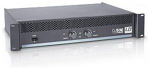LD Systems Końcówka mocy, wzmacniacz DJ 500 - PA Power Amplifier 2 x 250 W 4 Ohms LDDJ500