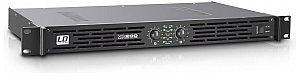 LD Systems Końcówka mocy, wzmacniacz XS 200 - PA Power Amplifier Class D 2 x 100 W 4 Ohms LDXS200