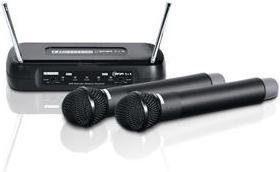 LD Systems systemy LD ECO 2X2 HHD 1 mikrofon bezprzewodowy LDWSECO2X2HHD1