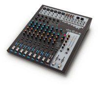 LD Systems VIBZ 12 DC mikser analogowy z DFX i kompresorem 12-kanałowy