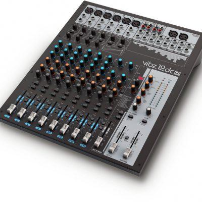 LD Systems VIBZ 12 DC - mikser audio