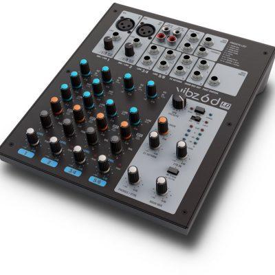 LD Systems VIBZ 6 D - mikser audio