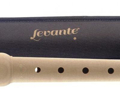 Levante LV-RSO3G - drewniany flet sopranowy