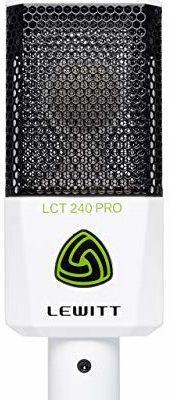 Lewitt mikrofon LCT 240 PRO WHITE LELCT240PWH