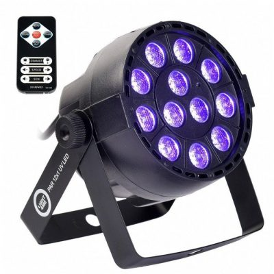 LIGHT4me PAR 12x1 UV LED reflektor ultrafioletowy