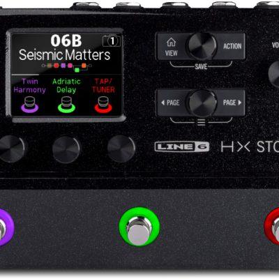 Line 6 HELIX STOMP - Multiefekt gitarowy