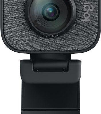 Logitech Logitech StreamCam Full HD 60fps 78° FOV Autofokus Auto-Framing grafitowy 960-001281