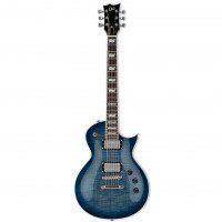 LTD EC 256 FM DMSB Limited Edition gitara elektryczna Dark Marine Sunburtst