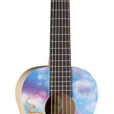 Luna Guitars Aurora v2 1/2 Nylon Dragon - gitara klasyczna