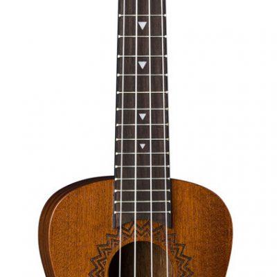 Luna Guitars Luna Uke Vintage Mahogany Concert - ukulele koncertowe