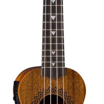 Luna Guitars Luna Uke Vintage S EL - ukulele sopranowe