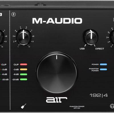M-Audio AIR 192/4 - Interfejs Audio USB