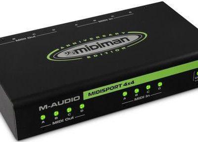M-AUDIO Midisport 4x4
