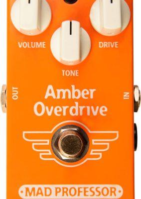 Mad Professor Amber Overdrive FM