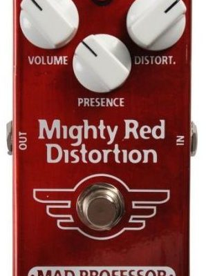 Mad Professor Mighty Red Distortion FM