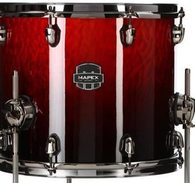 Mapex SVF1414BKLE - Floor tom 14x14