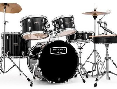 Mapex Tornado TND5844FTC Dark Black