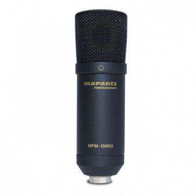 marantz professional Marantz MPM1000U  Mikrofon pojemnościowy USB