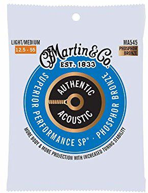 Martin Cordes Authentic, Bluegrass, 92/8 41Y18MA545