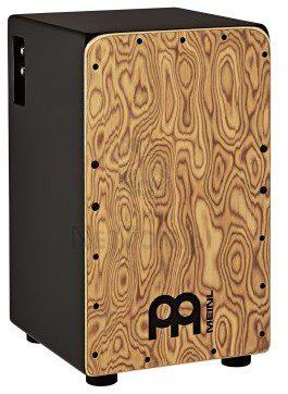 MEINL Percussion PWCP100MB Pickup Cajon Woodcraft Professional 8964-7016F