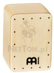 Meinl Percussion SH50 Shaker MINI Cajon 2065-676E3