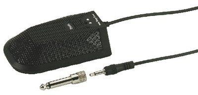 Monacor ECM 304bd powierzchni międzyfazowych mikrofon 232510