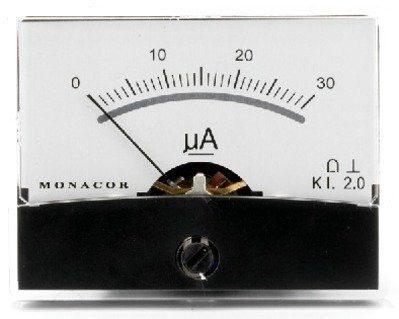 Monacor montażu przyrząd pomiarowy 29.0600