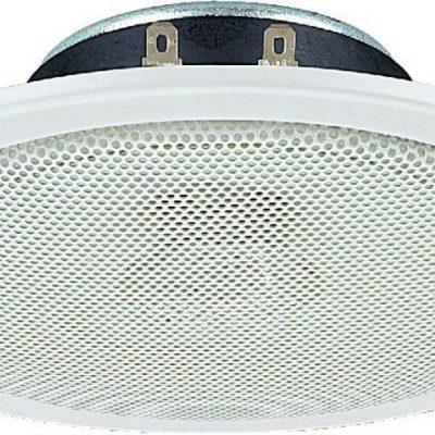 Monacor Pełnopasmowy głośnik do montażu wpustowego SPE-150/WS