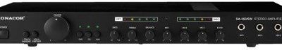 Monacor SA-250/SW Amplifier 253390