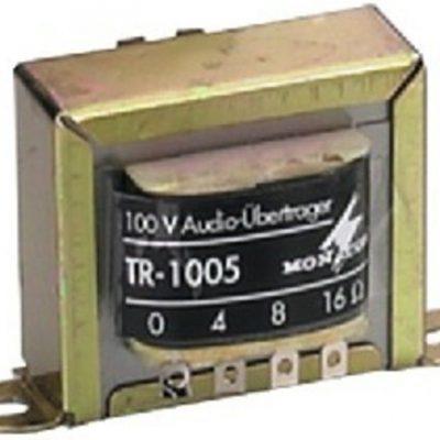 Monacor Trasformatory 100V audio TR-1005