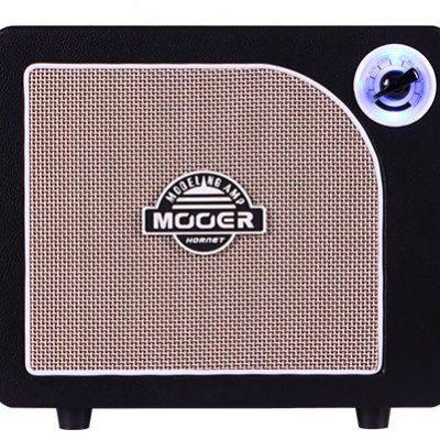 Mooer Hornet Black 15 Watt Modelling Guitar Amplifier Black