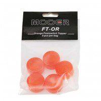 Mooer Mooer Candy Orange Footswitch Topper plastikowe osłonki na przełączniki nożne