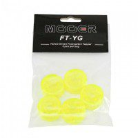 Mooer Mooer Candy Yellow Green Footswitch Topper plastikowe osłonki na przełączniki nożne