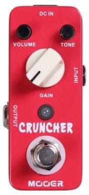Mooer pedał do gitary elektrycznej Cruncher