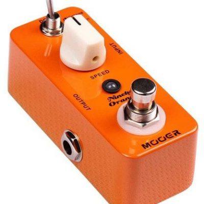 Mooer pedał do gitary elektrycznej Ninety Orange