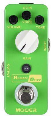 Mooer pedał do gitary elektrycznej Rumble Drive