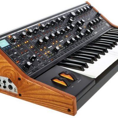 Moog SUBsequent 37 limitowany syntezator analogowy
