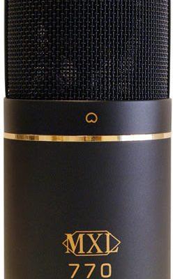 MXL 770 Mogami - Mikrofon pojemnościowy 78488