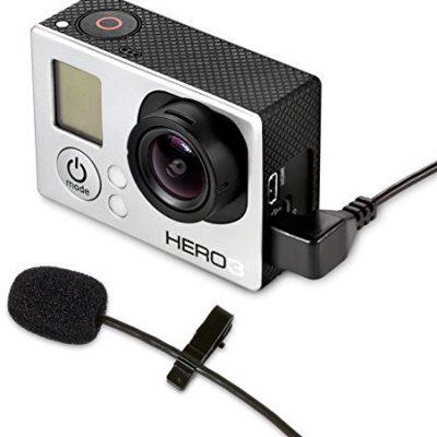 MXL MM 165gp Lavalier mikrofon do GoPro Czarny 0801813173680