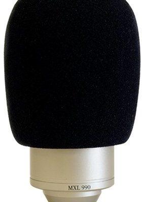 MXL ws002Diaphragm Mic Wind Screen do grilla mikrofon 990, , 960, 992, 770 WS002