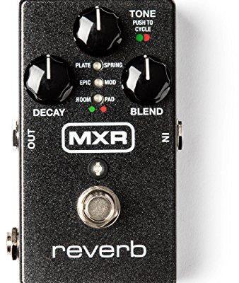 MXR DL E M 300 efekty Reverb M300-U