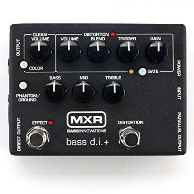 MXR Jim Dunlop  Distortion basów i pedałów 11180000001