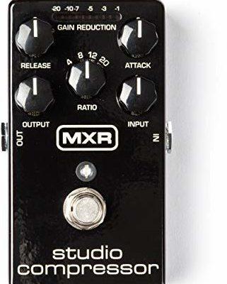 MXR Kompresor DL E M 76 efektów Studio Compressor DL E M 76