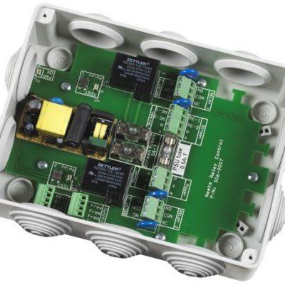 Neets 2-Relay box with PSU 306-0007